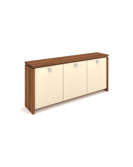 skrin tridverova sklenene dvere - Delso - dětský, kancelářský a bytový nábytek