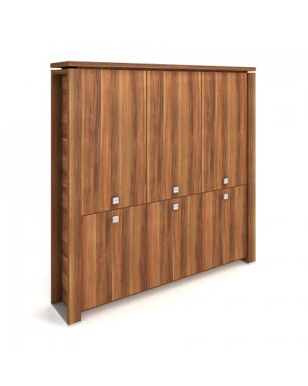 skrin tridverova zavrena 6 - Delso - dětský, kancelářský a bytový nábytek