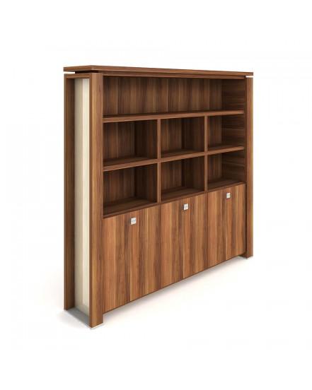 skrin tridverova zavrena otevrena 1 - Delso - dětský, kancelářský a bytový nábytek
