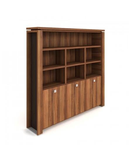 skrin tridverova zavrena otevrena 2 - Delso - dětský, kancelářský a bytový nábytek