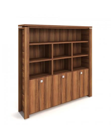 skrin tridverova zavrena otevrena 3 - Delso - dětský, kancelářský a bytový nábytek