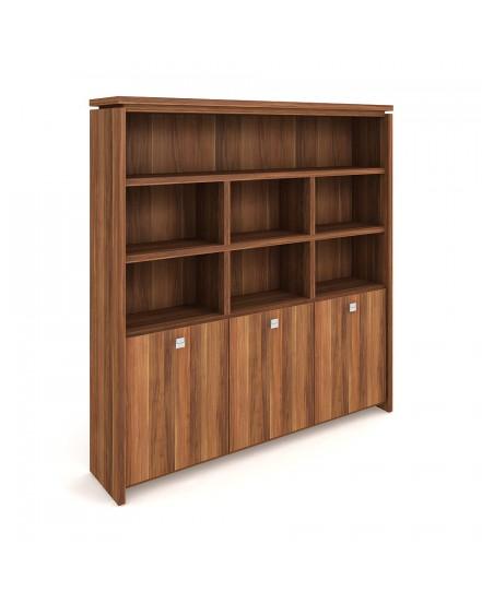 skrin tridverova zavrena otevrena - Delso - dětský, kancelářský a bytový nábytek