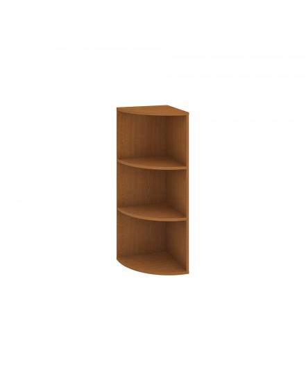 skrin vnejsi roh levy 111cm - Delso - dětský, kancelářský a bytový nábytek