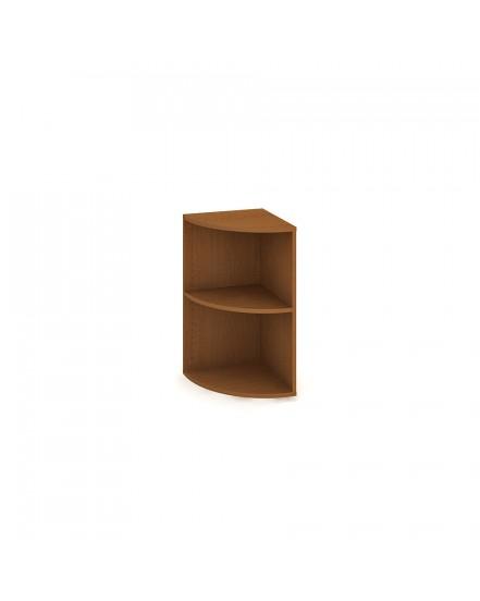 skrin vnejsi roh levy 74cm - Delso - dětský, kancelářský a bytový nábytek