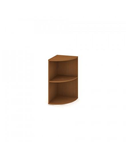 skrin vnejsi roh pravy 74cm - Delso - dětský, kancelářský a bytový nábytek