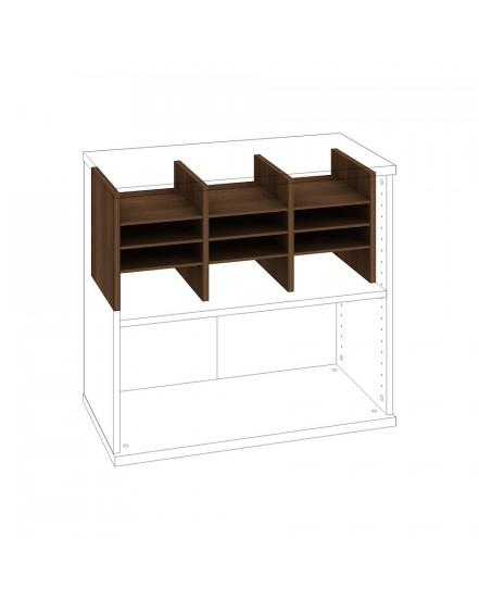 spisova vlozka pro skrine exact 80 cm - Delso - dětský, kancelářský a bytový nábytek