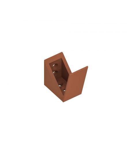 spoj trojuhelnik plast - Delso - dětský, kancelářský a bytový nábytek