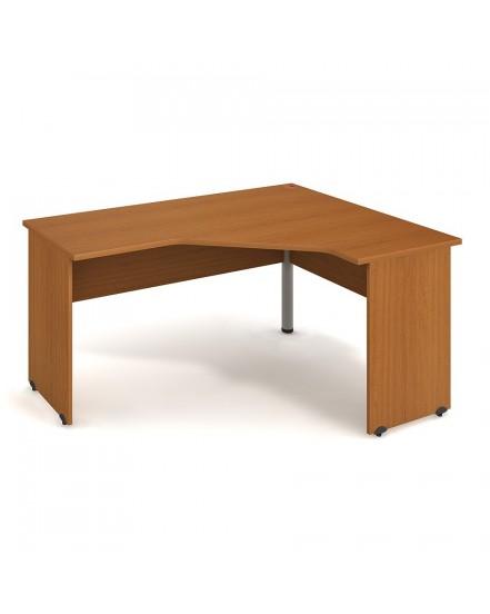 stul ergo levy 160120cm 1 - Delso - dětský, kancelářský a bytový nábytek