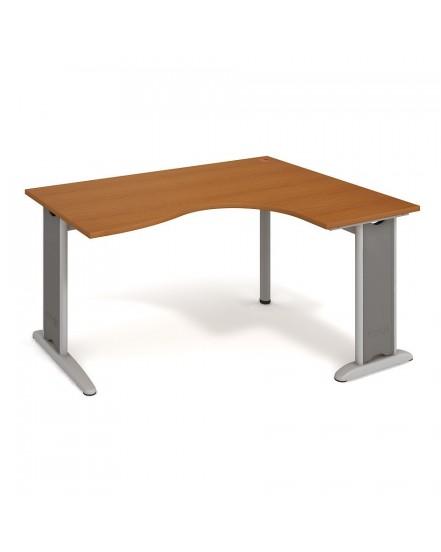 stul ergo levy 160120cm 11 - Delso - dětský, kancelářský a bytový nábytek