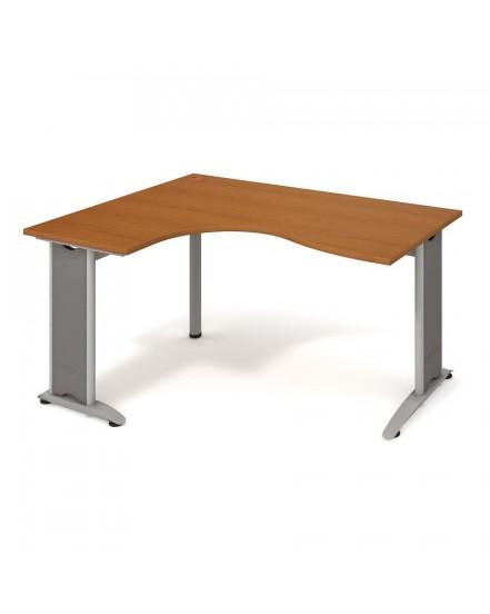 stul ergo pravy 160120cm 14 - Delso - dětský, kancelářský a bytový nábytek