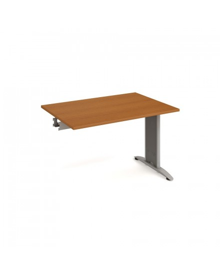 stul jedn retez rovny 120cm 1 - Delso - dětský, kancelářský a bytový nábytek