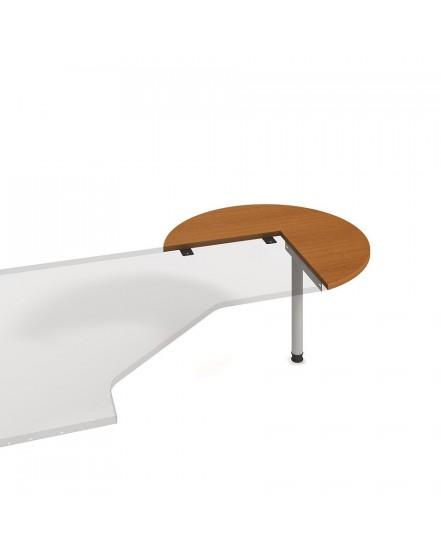 stul jednaci pravy pr100cm - Delso - dětský, kancelářský a bytový nábytek