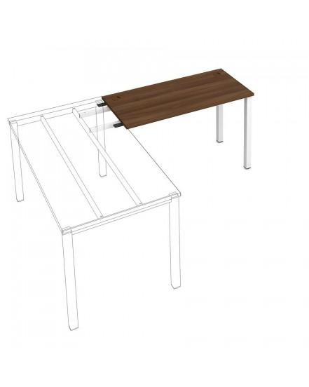 stul pracovni delky 120 cm hloubka 60 cm k retezeni - Delso - dětský, kancelářský a bytový nábytek