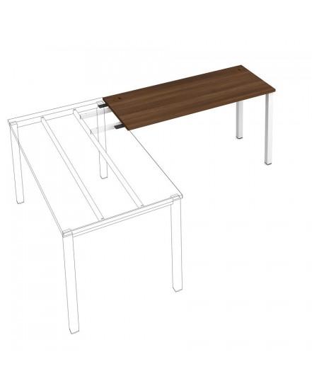 stul pracovni delky 140 cm hloubka 60 cm k retezeni - Delso - dětský, kancelářský a bytový nábytek