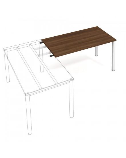 stul pracovni delky 140 cm k retezeni - Delso - dětský, kancelářský a bytový nábytek