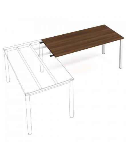 stul pracovni delky 160 cm k retezeni - Delso - dětský, kancelářský a bytový nábytek
