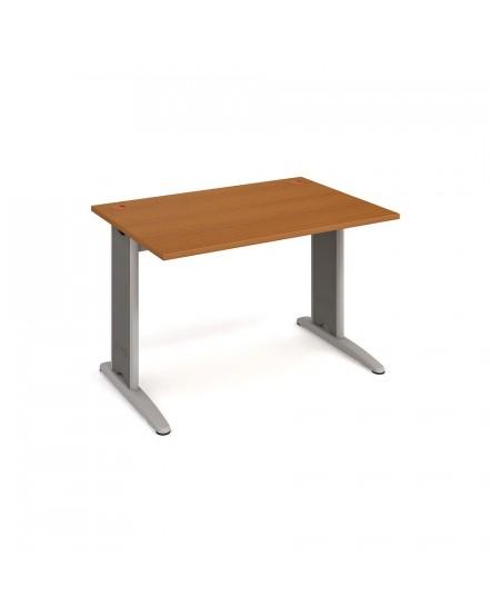 stul pracovni rovny 120cm 4 - Delso - dětský, kancelářský a bytový nábytek