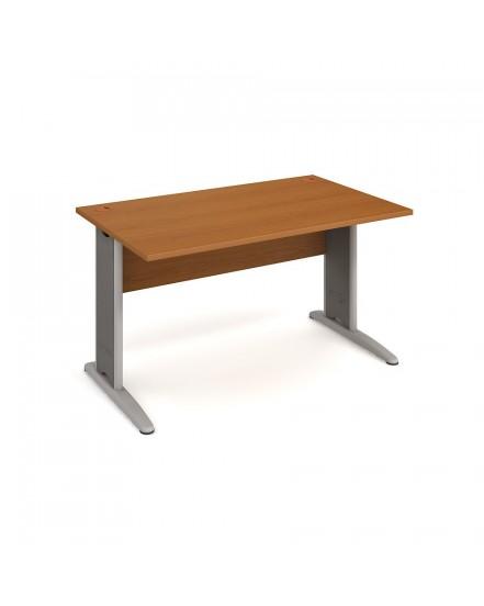 stul pracovni rovny 140cm 2 - Delso - dětský, kancelářský a bytový nábytek