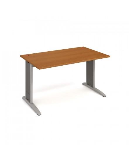 stul pracovni rovny 140cm 4 - Delso - dětský, kancelářský a bytový nábytek