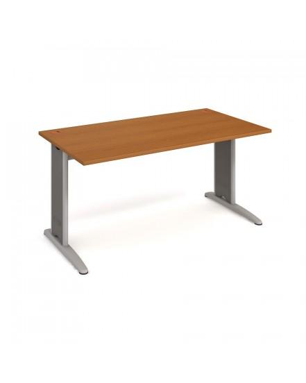 stul pracovni rovny 160cm 4 - Delso - dětský, kancelářský a bytový nábytek