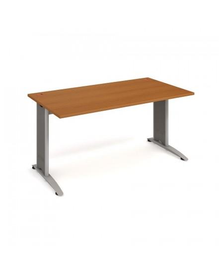 stul pracovni rovny 160cm 5 - Delso - dětský, kancelářský a bytový nábytek