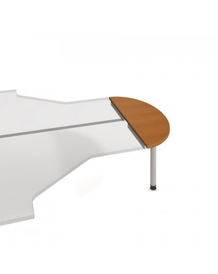 stul zakoncovaci oblouk 120cm - Delso - dětský, kancelářský a bytový nábytek