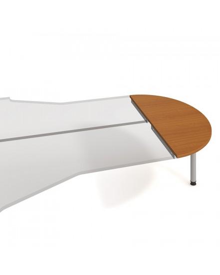 stul zakoncovaci oblouk 160cm - Delso - dětský, kancelářský a bytový nábytek