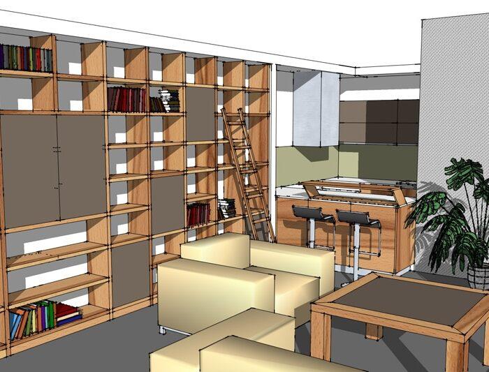 000899 001311 - Delso - dětský, kancelářský a bytový nábytek