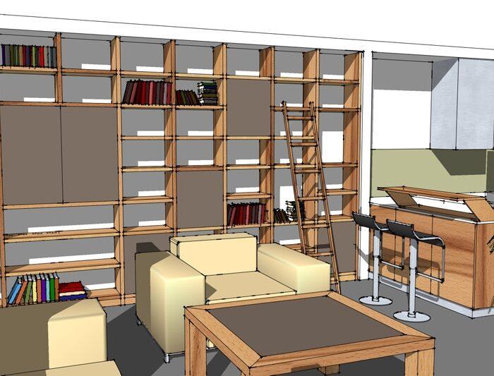 000899 001312 - Delso - dětský, kancelářský a bytový nábytek