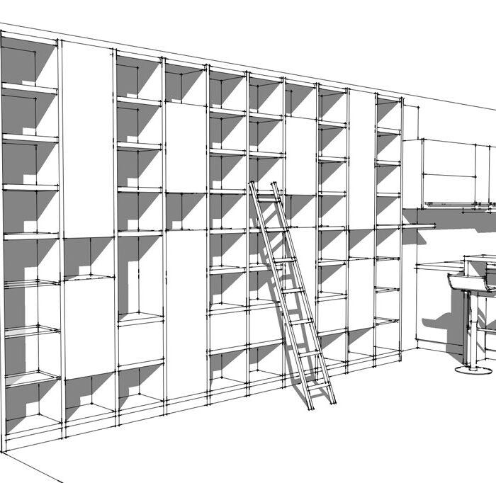 000899 001317 - Delso - dětský, kancelářský a bytový nábytek