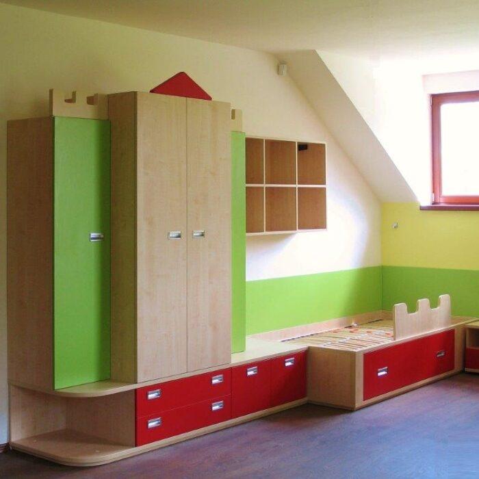000945 001561 - Delso - dětský, kancelářský a bytový nábytek