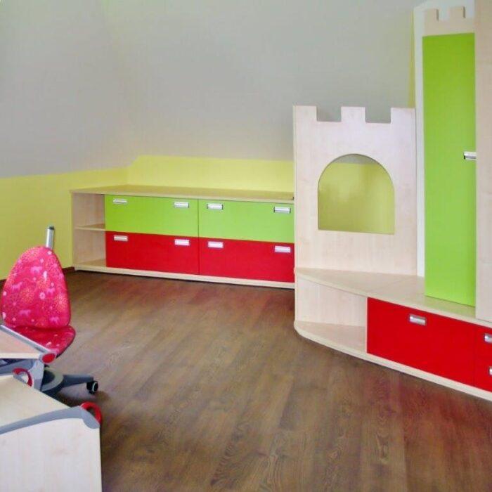 000945 001568 - Delso - dětský, kancelářský a bytový nábytek