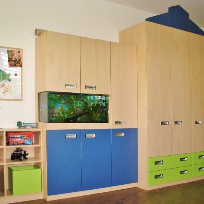 000946 001571 - Delso - dětský, kancelářský a bytový nábytek