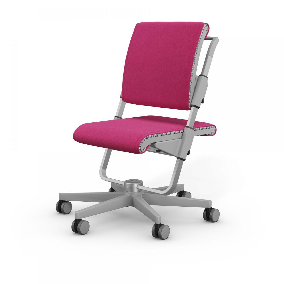 Detska rostouci zidle Moll Scooter pink - Delso - dětský, kancelářský a bytový nábytek
