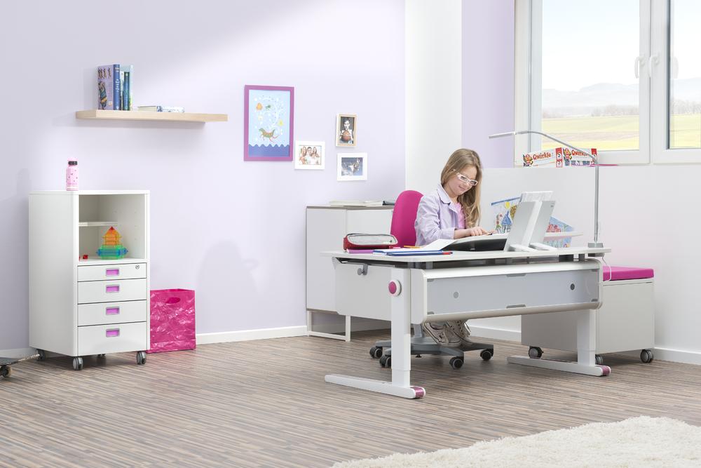 Detsky rostouci nabytek cubic - Delso - dětský, kancelářský a bytový nábytek