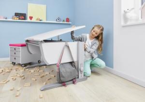 Detsky rostouci stul Joker - Delso - dětský, kancelářský a bytový nábytek
