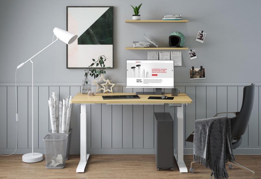 Elektricky stul s podnozi def223 - Delso - dětský, kancelářský a bytový nábytek
