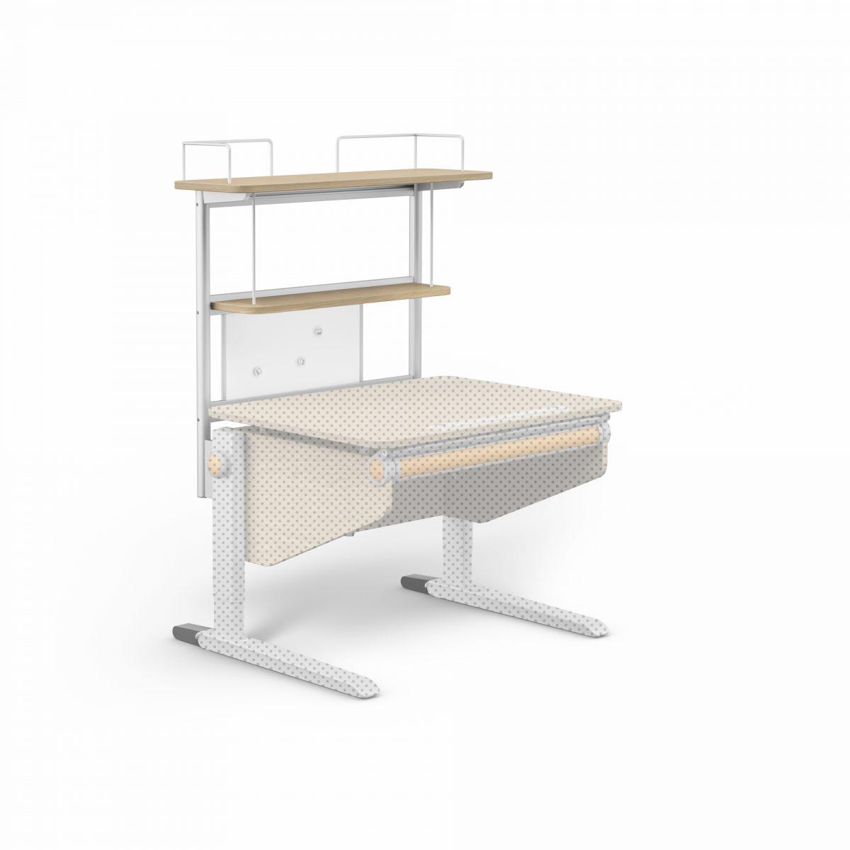 Flex deck pristavba k rostoucimu stolu Winner Compact 2 - Delso - dětský, kancelářský a bytový nábytek