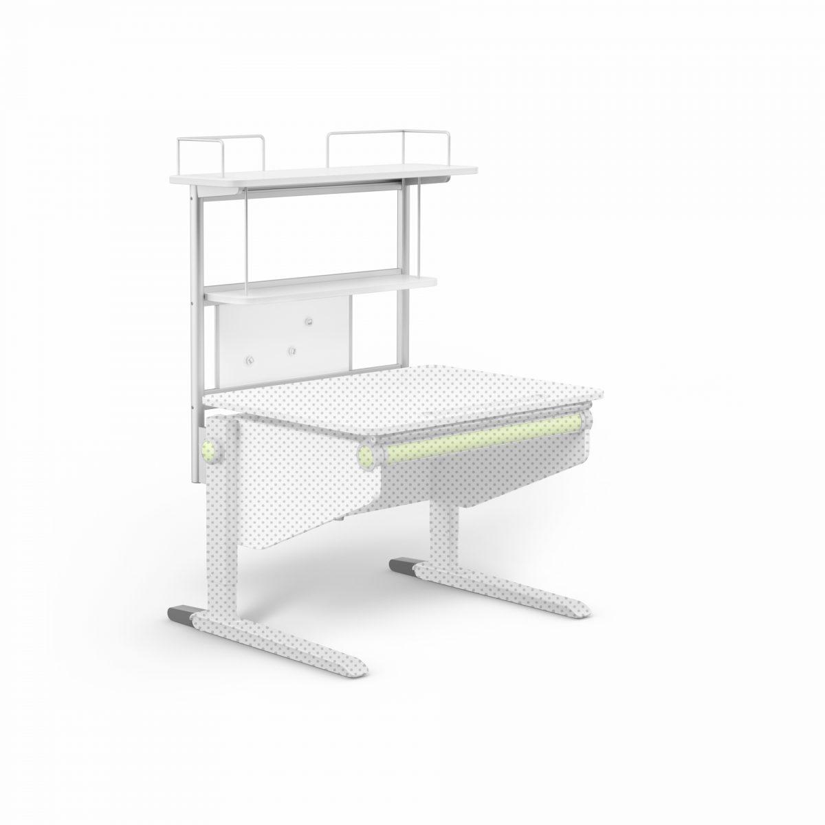 Flex deck pristavba k rostoucimu stolu Winner Compact 3 - Delso - dětský, kancelářský a bytový nábytek