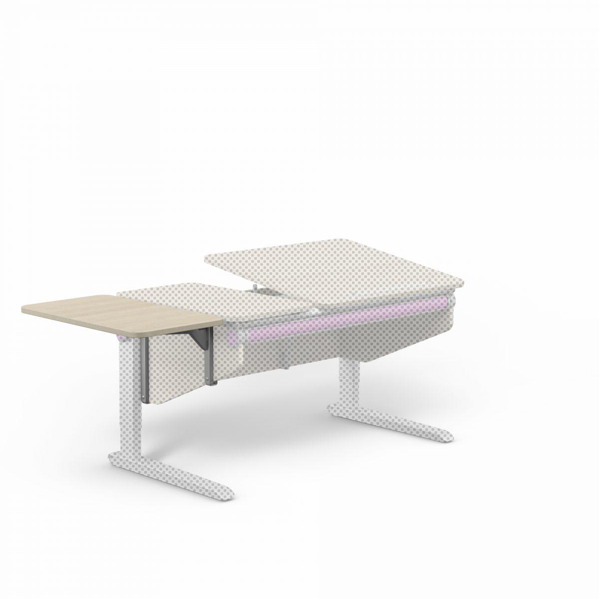Side top pristavba k detskemu rostoucimu stolu Winner - Delso - dětský, kancelářský a bytový nábytek