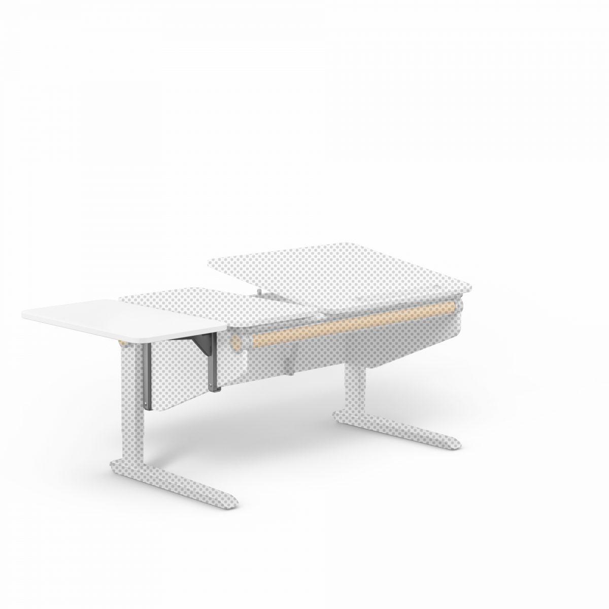 Side top pristavba k detskemu rostoucimu stolu Winner 2 - Delso - dětský, kancelářský a bytový nábytek