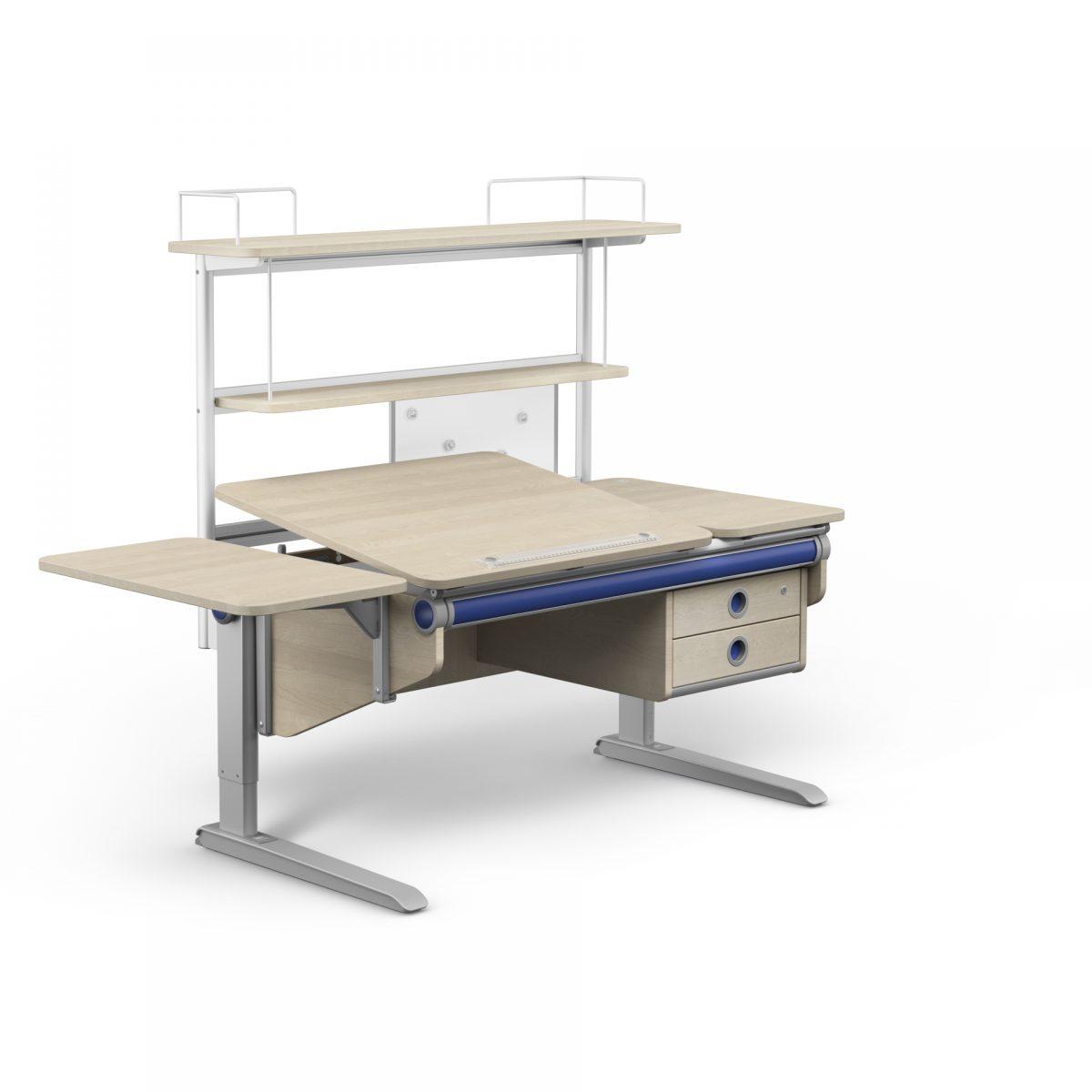 Side top pristavba k detskemu rostoucimu stolu Winner 3 1 - Delso - dětský, kancelářský a bytový nábytek