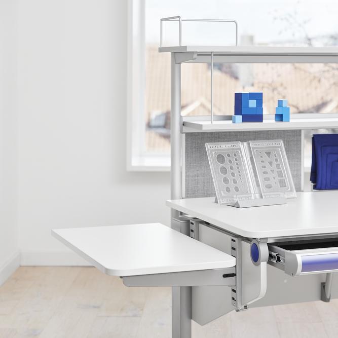 Side top pristavba k detskemu rostoucimu stolu Winner 5 - Delso - dětský, kancelářský a bytový nábytek