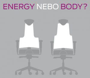 Zdravotni kancelarske zidle Therapia body energy - Delso - dětský, kancelářský a bytový nábytek