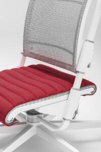 detail luxusni vyskove nastavitelne zidle Moll S6 1 - Delso - dětský, kancelářský a bytový nábytek