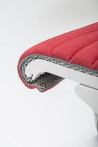 detail luxusni vyskove nastavitelne zidle Moll S6 3 - Delso - dětský, kancelářský a bytový nábytek