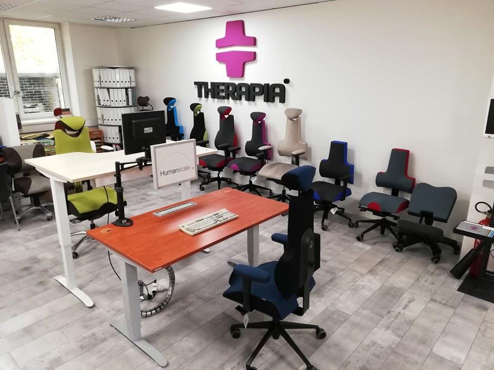 foto prodejna therapia el stoly 2019 1 - Delso - dětský, kancelářský a bytový nábytek