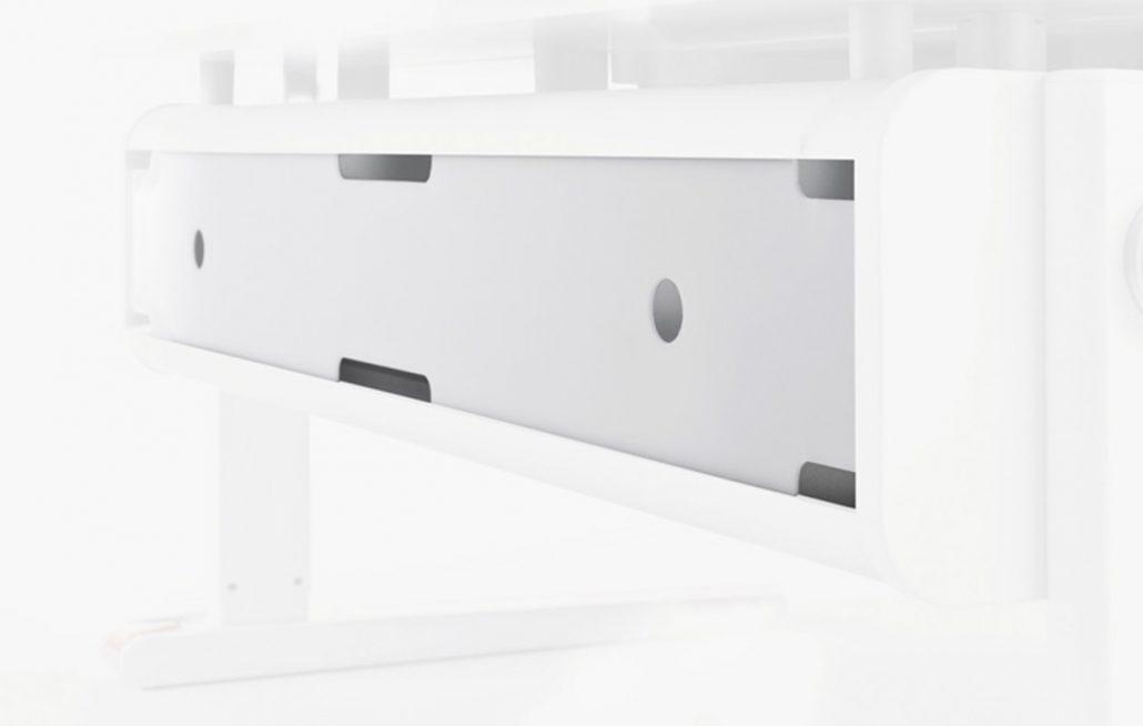 kryt kabelove vany champion 4 - Delso - dětský, kancelářský a bytový nábytek