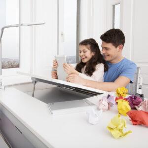 kryt zasuvky stolu champion 2 - Delso - dětský, kancelářský a bytový nábytek