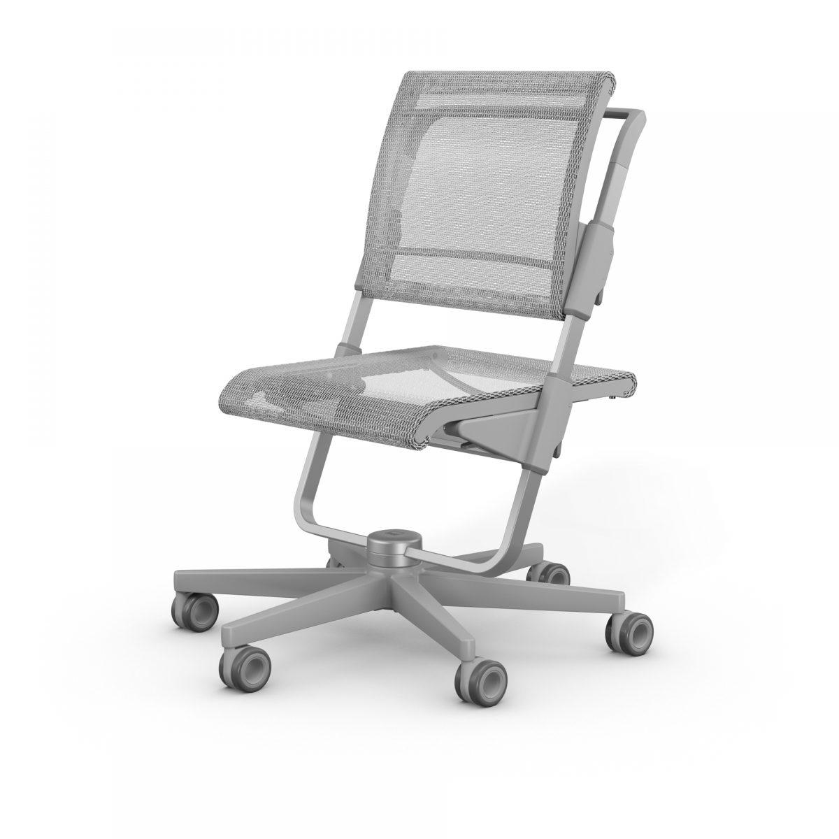 luxusni nastavitelna ergonomicka zidle Moll S6 seda - Delso - dětský, kancelářský a bytový nábytek